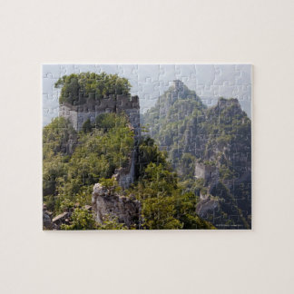 Great Wall of China, JianKou unrestored section. 5 Jigsaw Puzzle