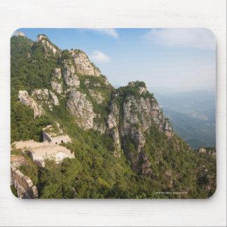 Great Wall of China, JianKou unrestored section. 6 Mouse Pad