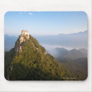 Great Wall of China, JianKou unrestored section. 7 Mouse Mat
