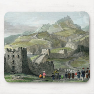 Great Wall of China Mouse Mat