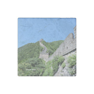 Great Wall Stone Magnet