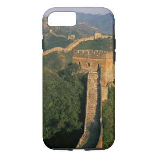 Great Wall winding through the mountain, China iPhone 8/7 Case