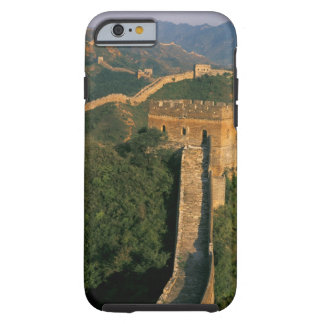 Great Wall winding through the mountain, China Tough iPhone 6 Case