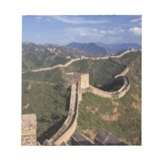 Great Wall winding through the mountain, Notepads