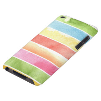 great watercolor background - watercolor paints 2 barely there iPod covers