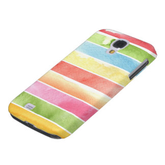 great watercolor background - watercolor paints 2 galaxy s4 case