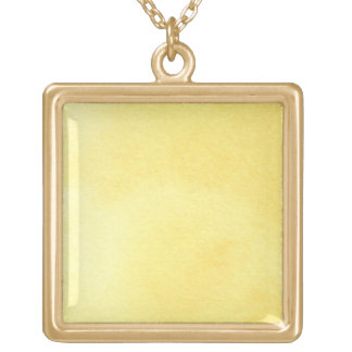 great watercolor background - watercolor paints 2 gold plated necklace