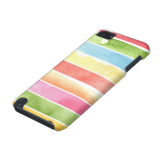 great watercolor background - watercolor paints 2 iPod touch (5th generation) case