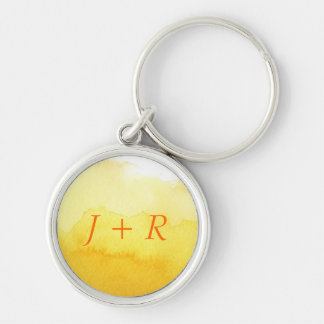 great watercolor background - watercolor paints 2 key ring