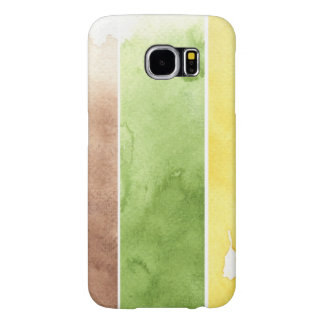 great watercolor background - watercolor paints 2 samsung galaxy s6 cases