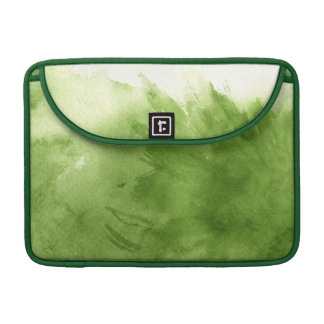 great watercolor background - watercolor paints 2 sleeve for MacBooks