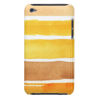 great watercolor background - watercolor paints 3 iPod Case-Mate case