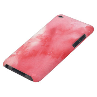 great watercolor background - watercolor paints 3 iPod touch case
