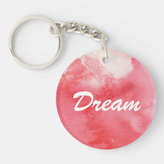 great watercolor background - watercolor paints 3 key ring