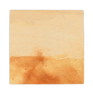 great watercolor background - watercolor paints 3 wood coaster