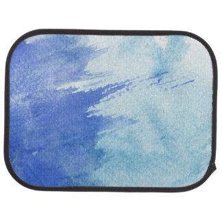 great watercolor background - watercolor paints 4 car mat