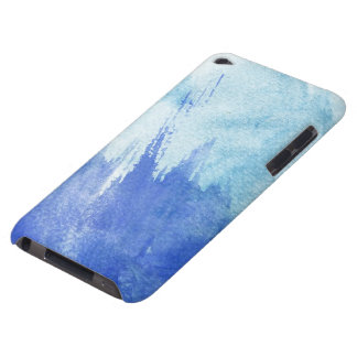 great watercolor background - watercolor paints 4 Case-Mate iPod touch case