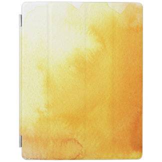 great watercolor background - watercolor paints 4 iPad cover
