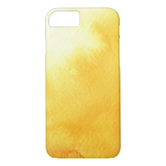 great watercolor background - watercolor paints 4 iPhone 8/7 case