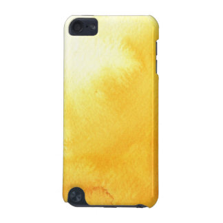 great watercolor background - watercolor paints 4 iPod touch (5th generation) case