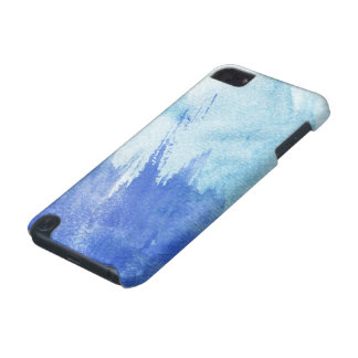 great watercolor background - watercolor paints 4 iPod touch (5th generation) cases