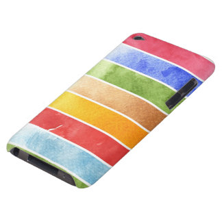 great watercolor background - watercolor paints 5 barely there iPod covers