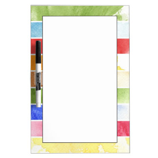 great watercolor background - watercolor paints 5 dry erase board