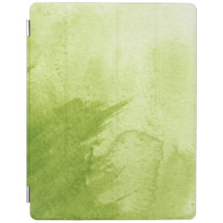 great watercolor background - watercolor paints 5 iPad cover