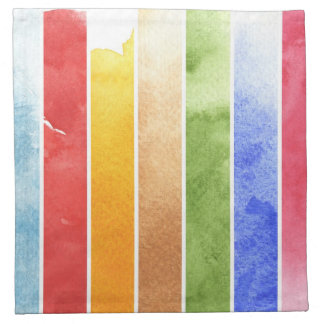 great watercolor background - watercolor paints 5 napkin