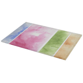 great watercolor background - watercolor paints 6 cutting board