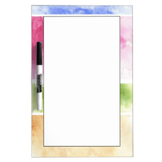 great watercolor background - watercolor paints 6 dry erase board