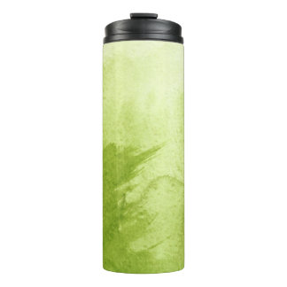 great watercolor background - watercolor paints 6 thermal tumbler