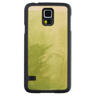 great watercolor background - watercolor paints carved maple galaxy s5 case