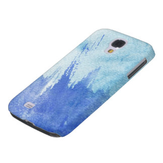 great watercolor background - watercolor paints galaxy s4 case