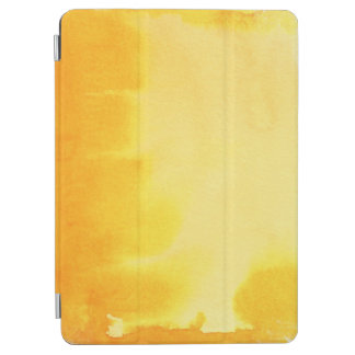 great watercolor background - watercolor paints iPad air cover