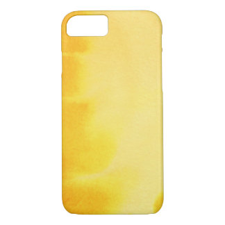 great watercolor background - watercolor paints iPhone 8/7 case