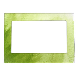 great watercolor background - watercolor paints magnetic picture frame