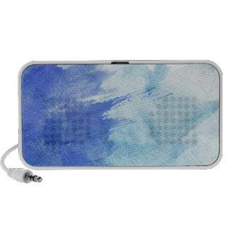 great watercolor background - watercolor paints laptop speaker