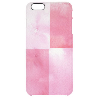 great watercolor banners for your design clear iPhone 6 plus case