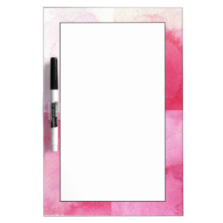 great watercolor banners for your design dry erase board