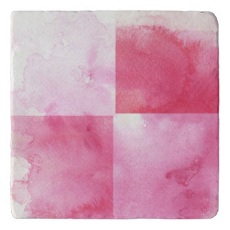 great watercolor banners for your design trivet