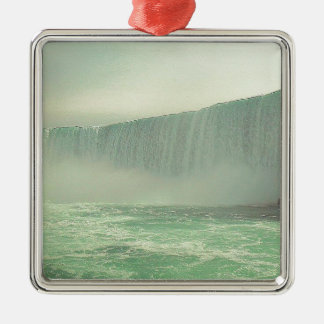 Great waterfalls christmas ornament
