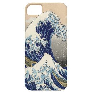Great Wave Fine Art 葛飾北斎「神奈川沖浪裏」 iPhone 5 Case