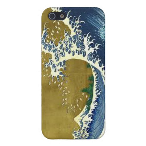 great wave japan tsunami cases for iPhone 5
