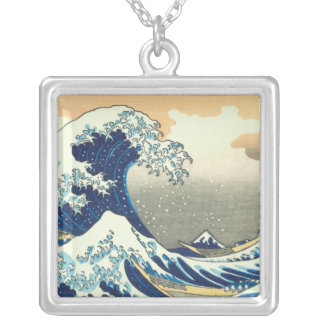 Great Wave Necklace