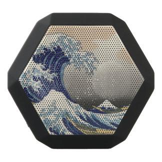 Great Wave off Kanagawa Black Boombot Rex Bluetooth Speaker