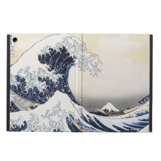 Great Wave off Kanagawa by Hokusai Cover For iPad Air