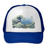 Great Wave off Kanagawa Cap