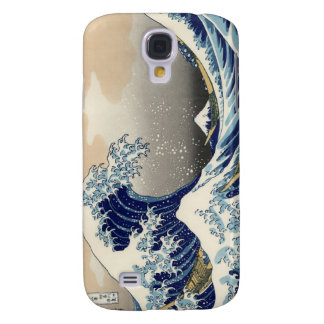 Great Wave off Kanagawa Galaxy S4 Case