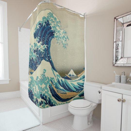 Great Wave off Kanagawa Hokusai famous wave Japan